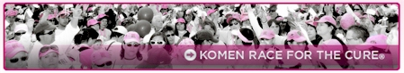 Temecula Race for the Cure - Susan G, Komen